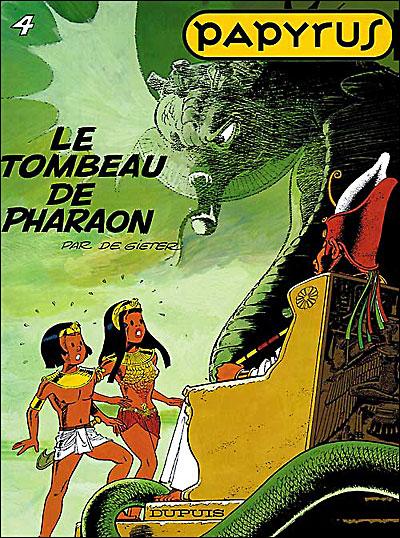 Le tombeau de Pharaon