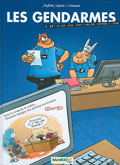 Les Gendarmes - Bétisier