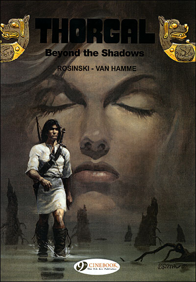 Thorgal - tome 3 Beyond the shadow