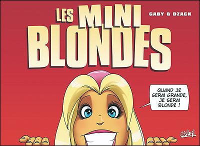 Les minis blondes