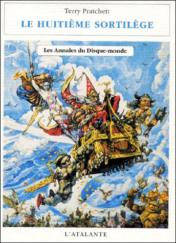 Les Annales du Disque-monde - Tome 2 : Le huitième sortilège