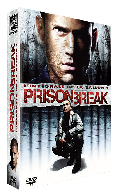 Prison Break - Coffret intégral de la Saison 1 - Version 2009
