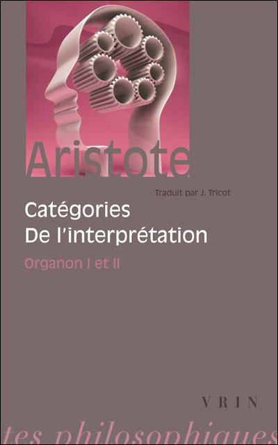 Catégories De l'interprétation