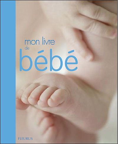 Bébé bleu
