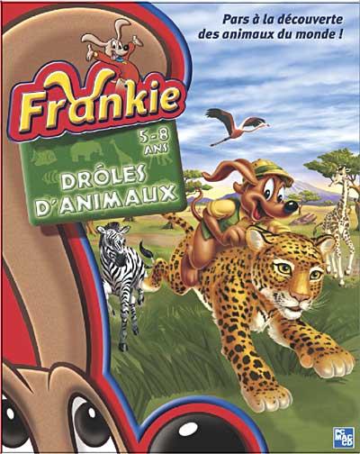 Frankie Droles D Animaux Cd Rom Achat Prix Fnac