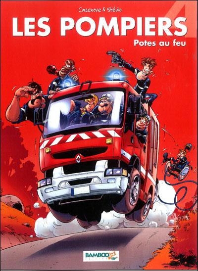 Les Pompiers - Potes au feu