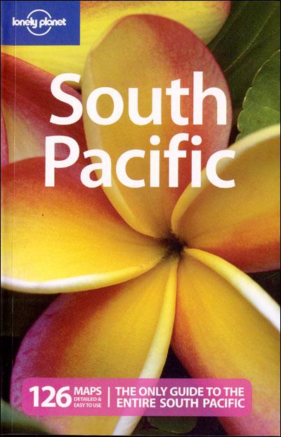 South pacific 4ed -anglais-