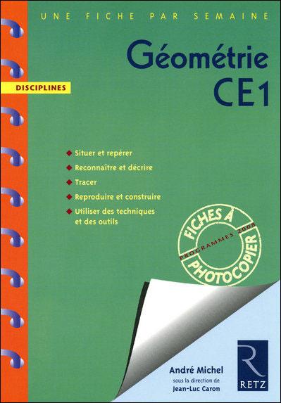 Geometrie ce1