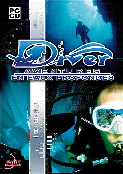 photo Sdll [société De Distribution De Logiciels De Loisirs] Diver - Aventures en Eaux Profondes