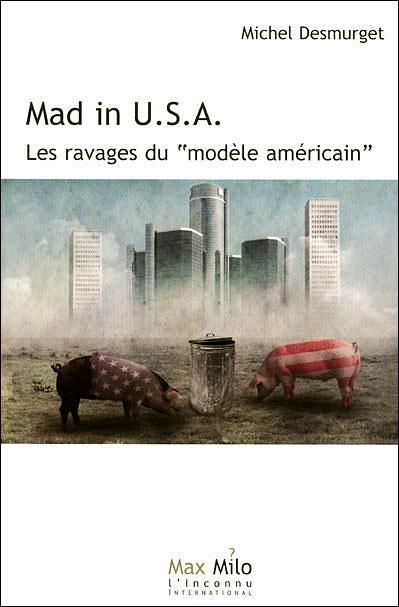 Mad in USA - Les ravages du modéle américain