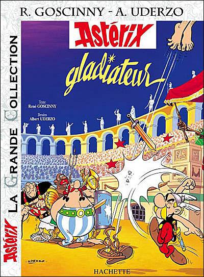 Astérix La Grande Collection - Astérix gladiateur