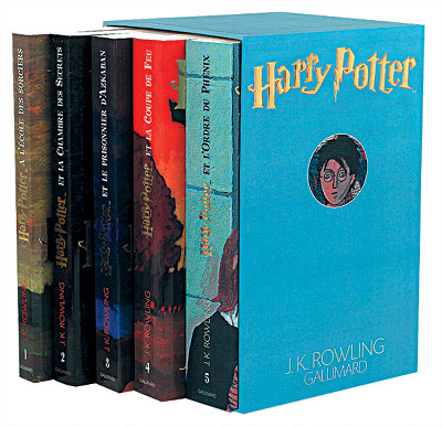 Harry Potter Coffret 5 Volumes Harry Potter