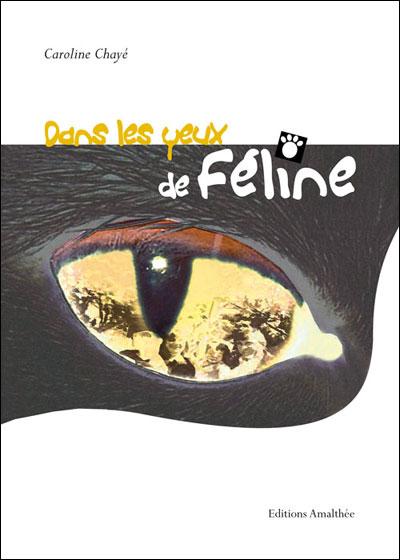 Dans les yeux de Féline