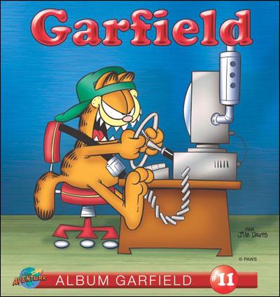 Garfield - Tome 11 : Album Garfield
