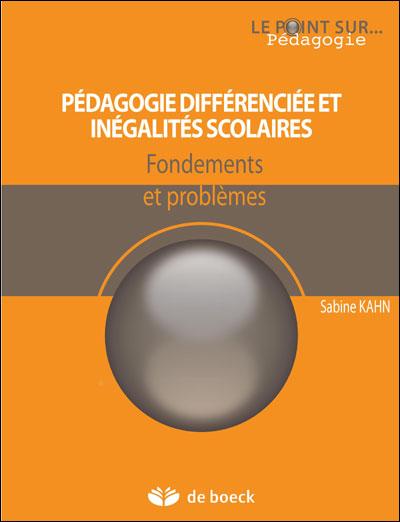 Pédagogie différenciée et inégalités scolaires