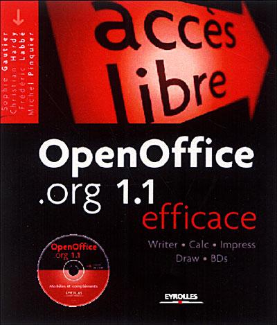 Openoffice.org 1.1 efficace