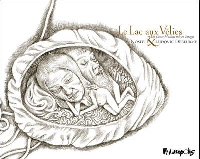 Le lac aux vélies