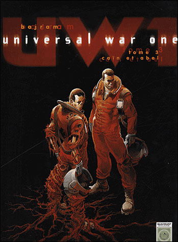 Universal War One T03 Cain et Abel (NED)
