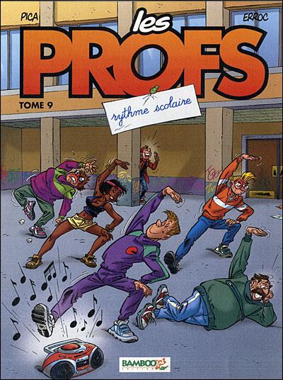 Les Profs - Rythme scolaire