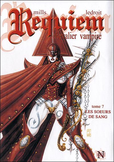 Requiem, Tome 7 - Le couvent des soeurs de sang
