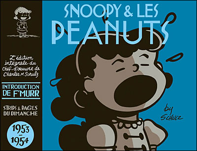 Snoopy - Intégrales - Snoopy et les Peanuts - Intégrale - tome 2 (1953-1954)