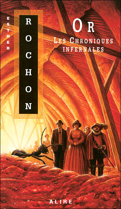 Les chroniques infernales - tome 5 Or