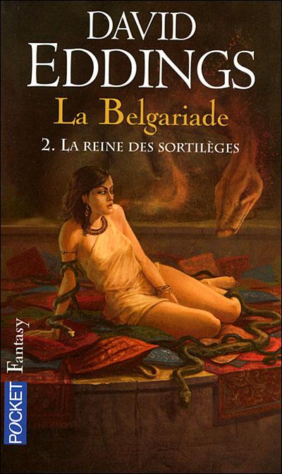 La Belgariade - tome 2 La Reine des sortilèges