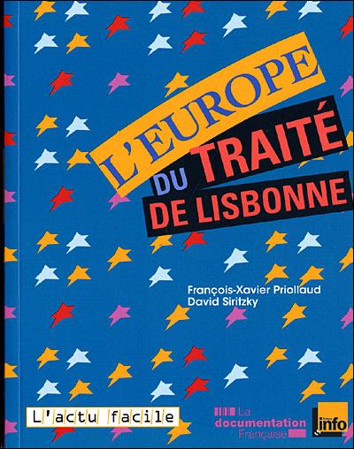 L'Europe du traité de Lisbonne