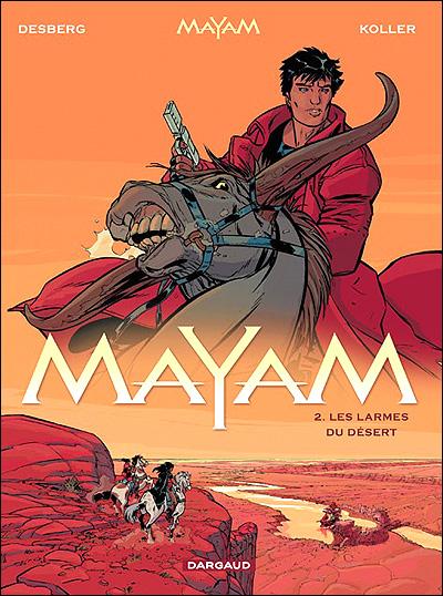 Mayam - Les Larmes du désert