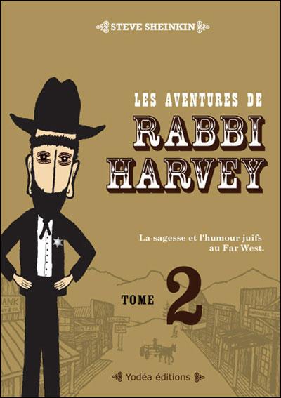 Les aventures de Rabbi Harvey