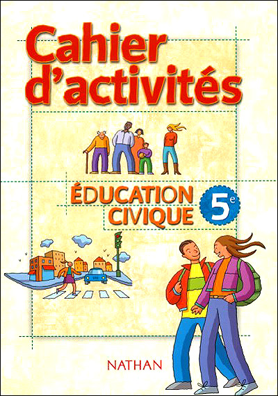 Education civique 5e td 2001