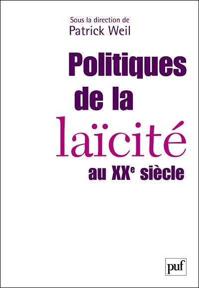 Politiques de la laïcité au XXème siècle