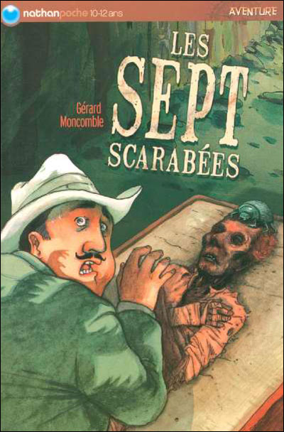 Sept scarabees