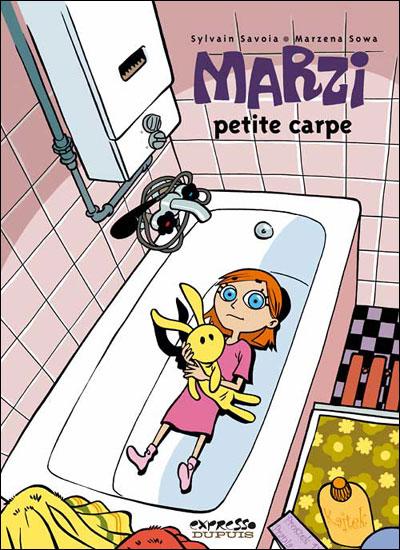 Marzi - Tome 1 : Petite carpe