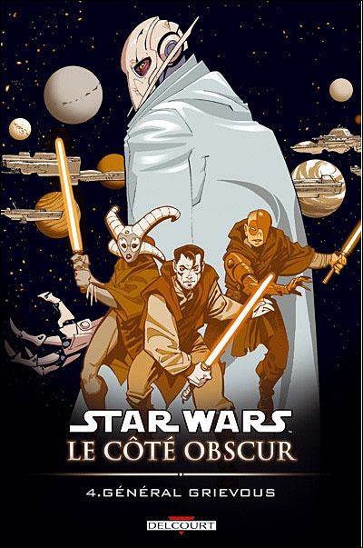 Star Wars - Le côté obscur T04 - Général Grievous