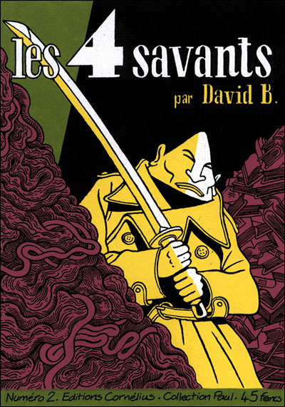 Les 4 savants, tome 2
