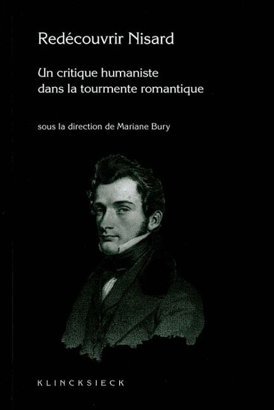 Redécouvrir Nisard (1806-1888)