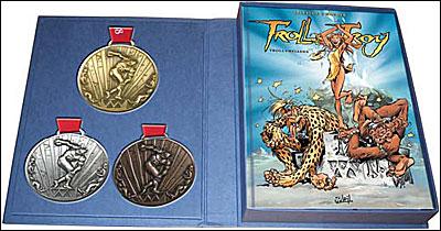 Trolls de Troy T11 coffret Collector