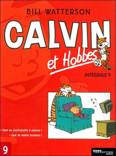 Intégrale Calvin et Hobbes