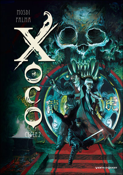Xoco - Intégrale - Cyle 2 - Tomes 03 et 04