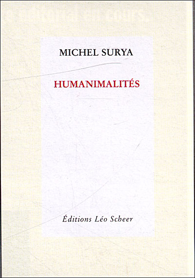 Humanimalités