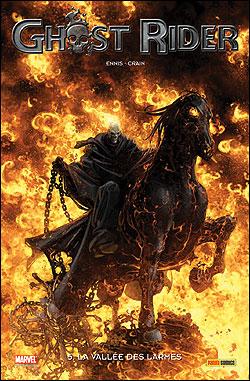 Ghost rider - Tome 5 : Ghost Rider T05 La Vallee Des Larmes