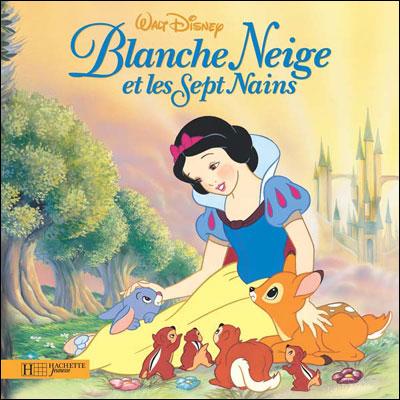 Souvent Blanche-Neige et les sept nains - broché - Walt Disney - Achat  VN96
