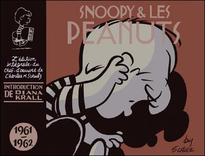 Snoopy - Intégrales - Snoopy et les Peanuts - Intégrale - tome 6 (1961-1962)