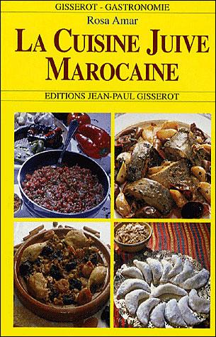 Cuisine juive marocaine