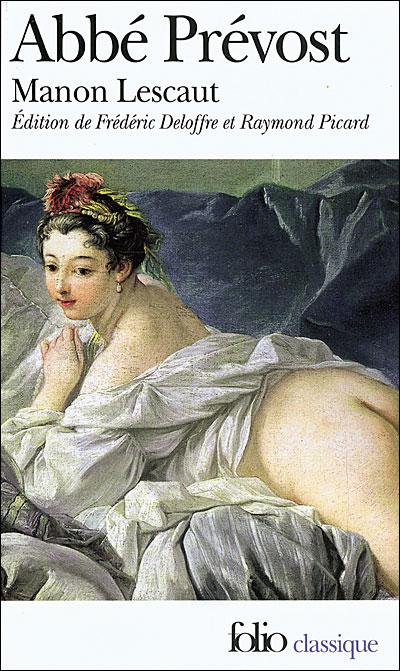 """Résultat de recherche d'images pour """"manon lescaut livre"""""""