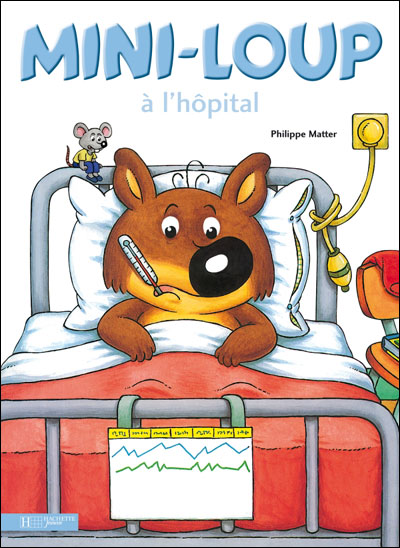 Mini-Loup à l'hôpital