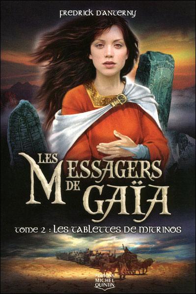 Messagers de gaia t02 tablette