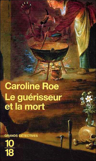Les enquêtes d'Isaac de Gérone -  : Le guérisseur et la mort