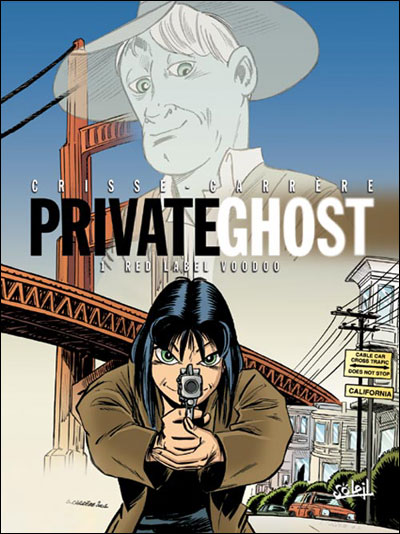Private ghost Tome 1 - Red label woodoo